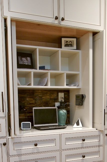 Home Office Hide Behind Pocket Doors In A Pantry Www
