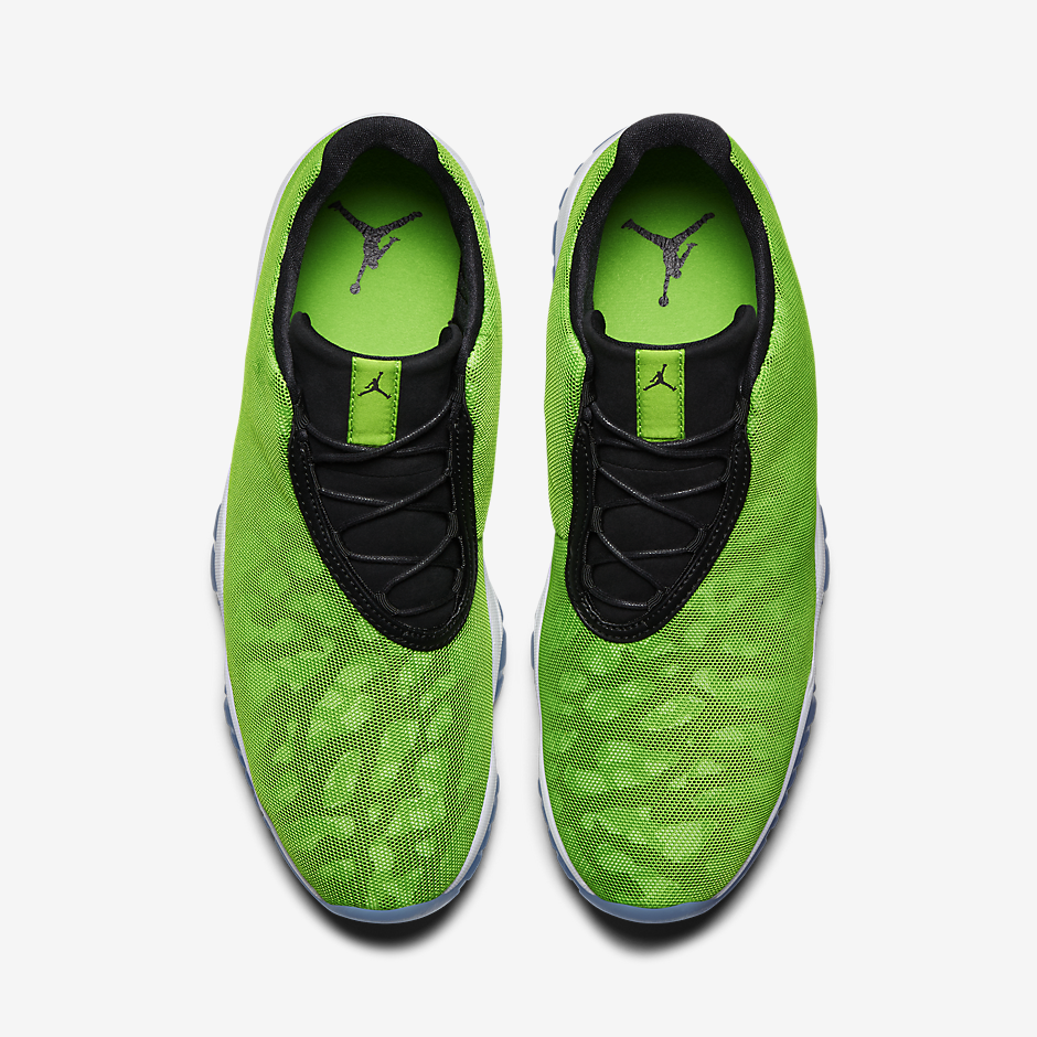 ... 1000+ ideas about jordan future on pinterest jordan future shoes all  fluorescent green white air ...