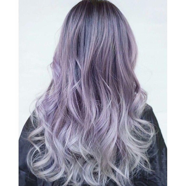 Uitzonderlijk Verf je lange haar in een van deze prachtige kleuren! Bekijk deze #EC51