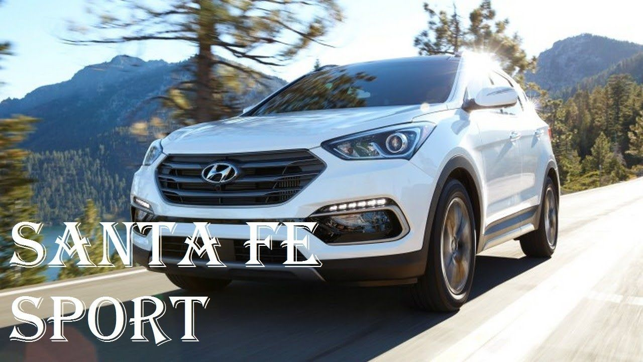 HYUNDAI Santa Fe Sport Review Interior, Engine, Facelift