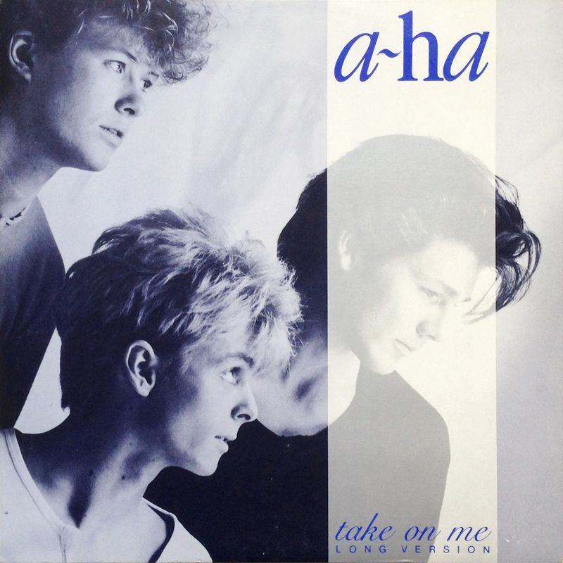 A Ha Take On Me 12 Single 80s Songs 1980s Music 80s Music