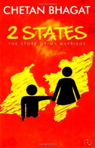 2 States: The Story of My Marriage by Chetan Bhagat http://www.amazon.com/dp/8129115301/ref=cm_sw_r_pi_dp_8Muvvb19XBJ2X