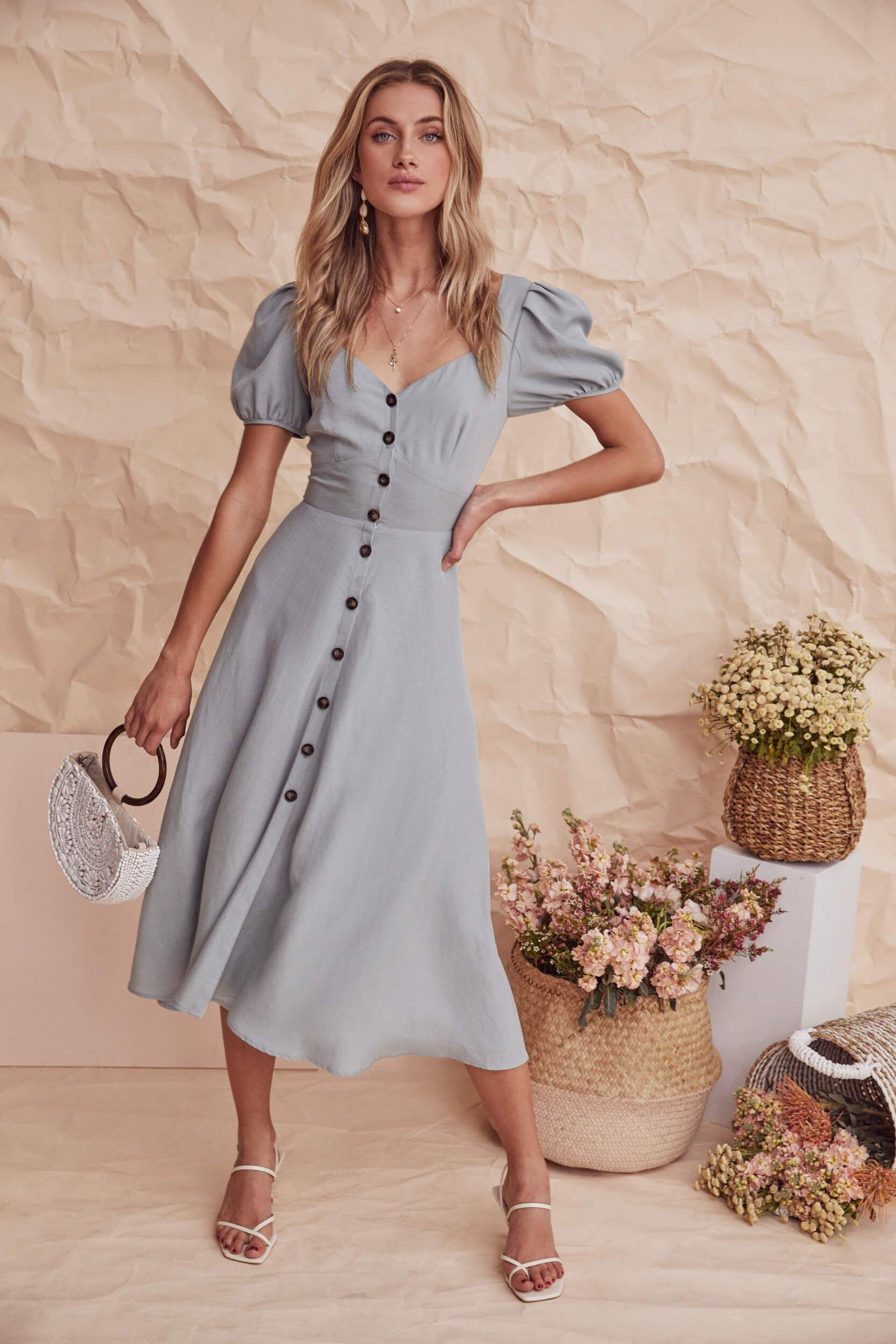 pippa midi dress | elegant midi dresses, midi dress style