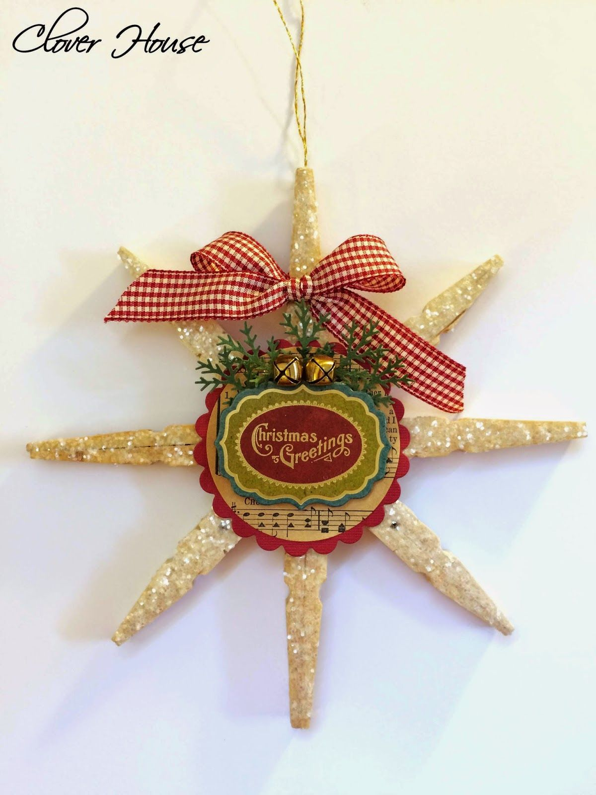 plastic christmas ball ornament crafts
