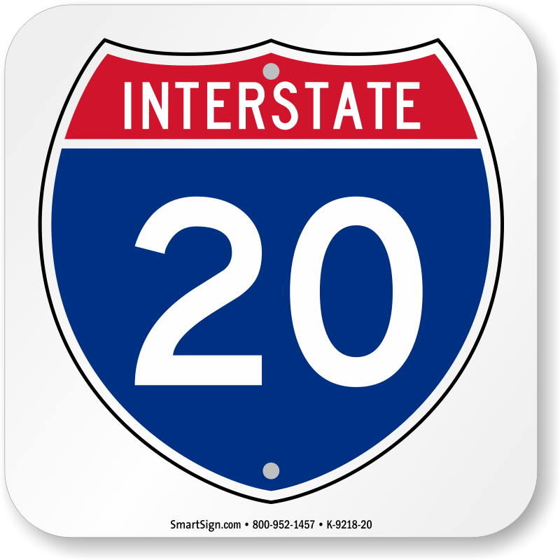 Pin On U S Interstates