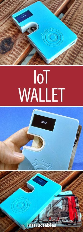 IoT Wallet (smart Wallet With Firebeetle ESP32, Arduino IDE and