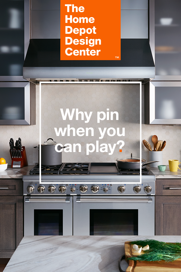 The Home Depot Design Center Has More Than 25 Interactive Kitchen And Bath  Displays Just Waiting To Inspire You. Come Get Creative With Your Space In  Our ...