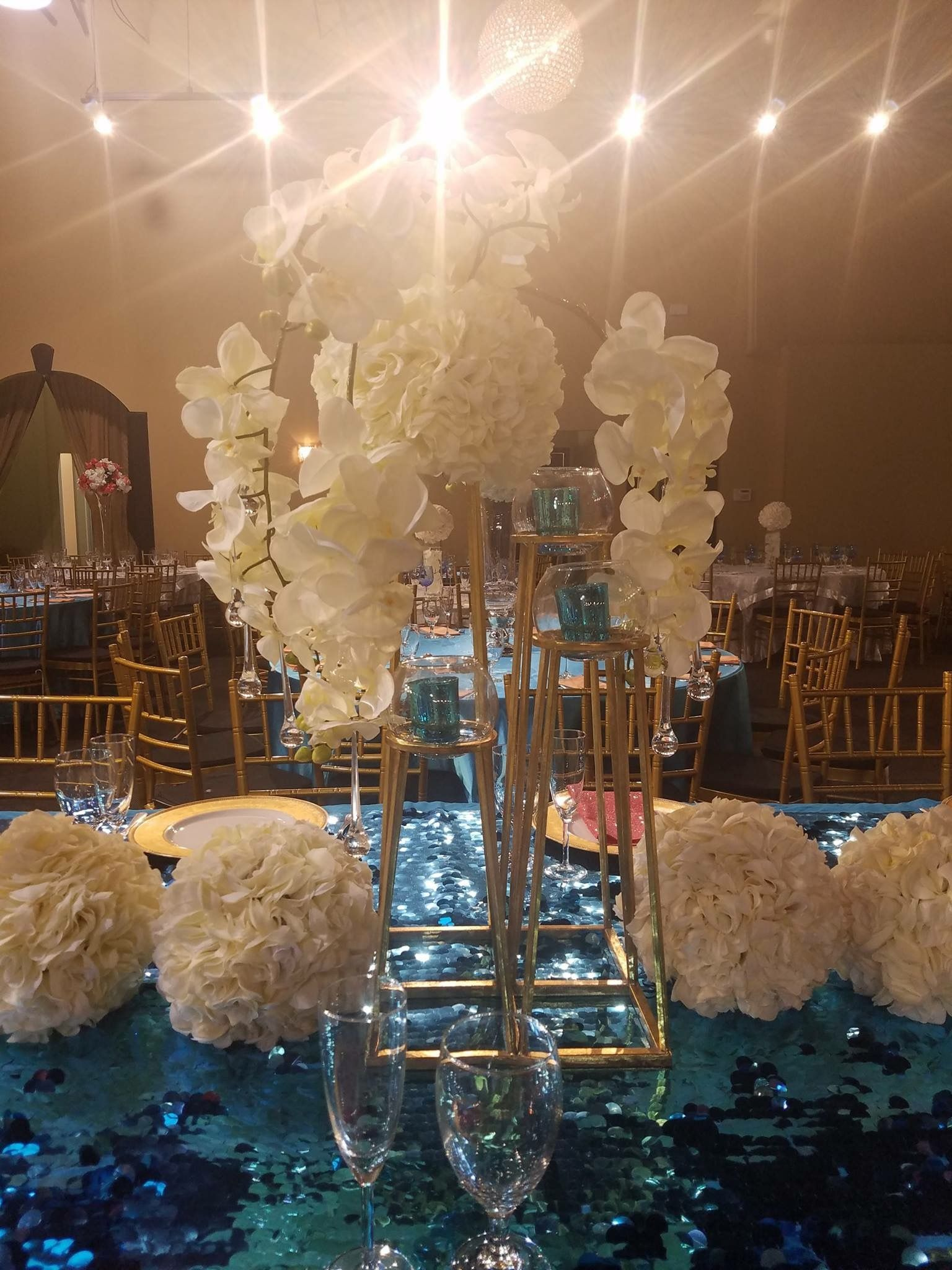 Amazing centerpiece for an amazing table setting @occasionsbanquethall #centerpiece #tablesetting #tablescape # & Amazing centerpiece for an amazing table setting ...