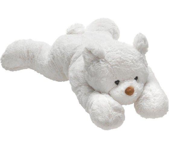Plüschtier zum Liebhaben - Knut der süße Eisbär ist da!