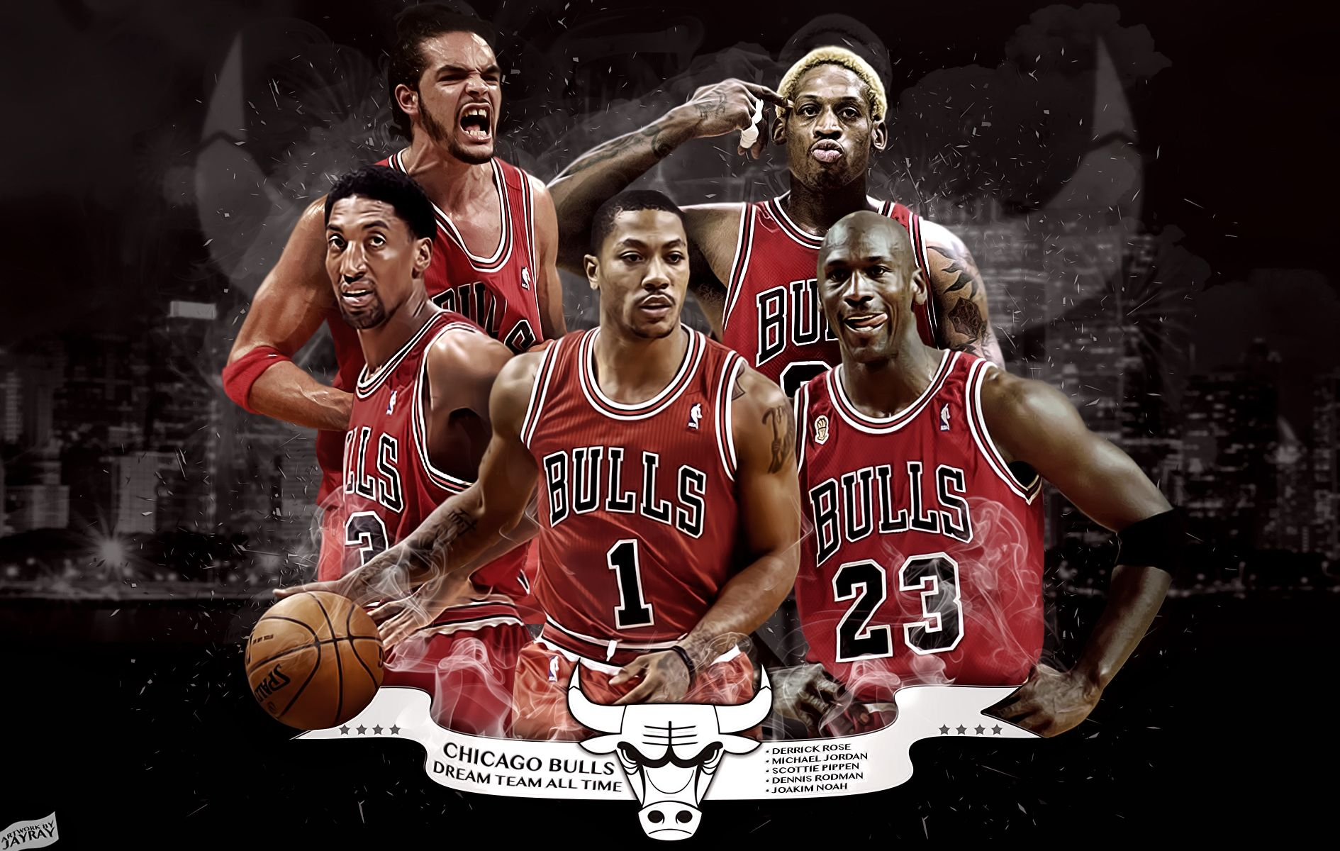 Dream Come True : Chicago Bulls (With Images)
