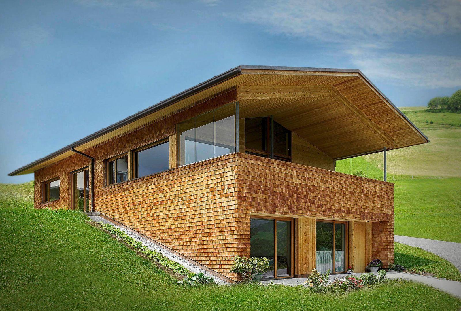 Einfamilienhaus Türtscher, Blons Vorarlberger