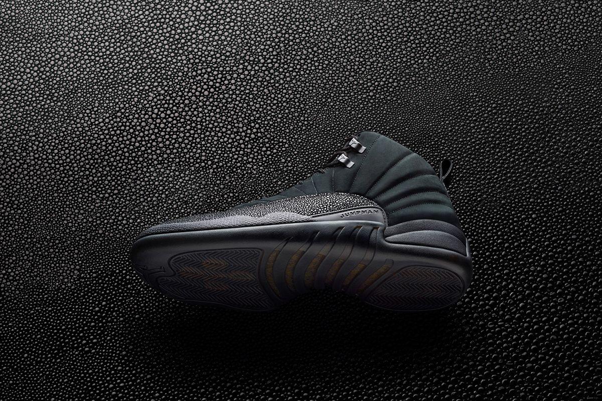 c4a2cfb161d0 Air Jordan 12 Retro OVO  Black Gold  Launching This Week - EU Kicks   Sneaker Magazine