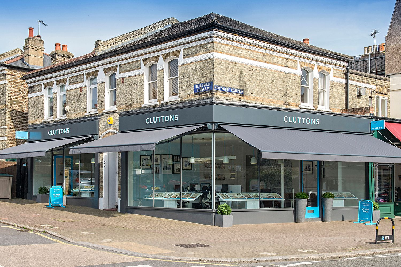 Estate Agent Exterior Design Retail Signage Building Design Office Interiors London Real Estate