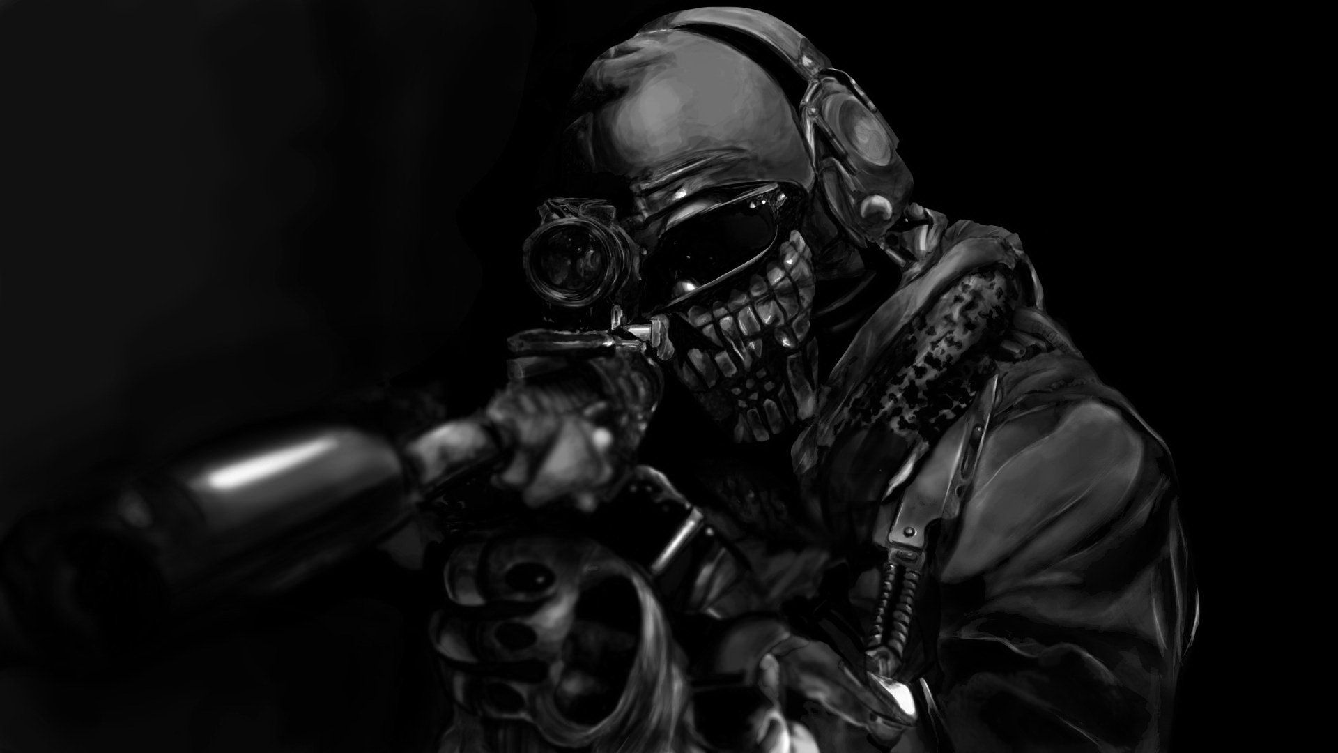 Call Of Duty Ghost wallpapers free 1080p
