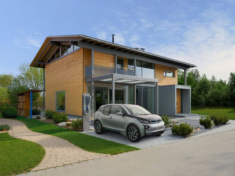 Smart House Gmbh musterhaus alpenchic baufritz holzhaus lofts