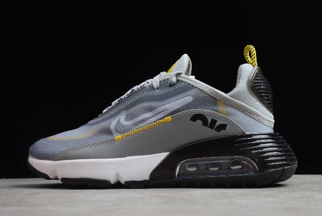 2020 Nike Air Max 2090 Wolf Grey/WhiteParticle Grey