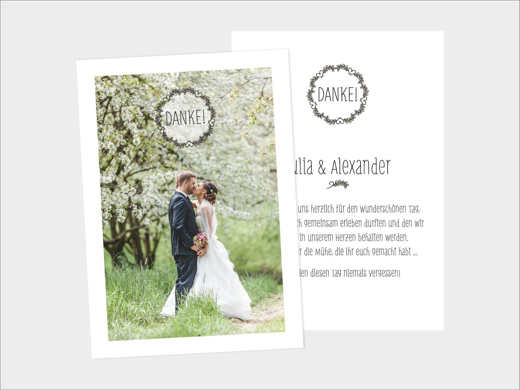 Danksagungskarte Designfeder Lieblingsdesigns Danksagung Karte Hochzeit Dankekarte Hochzeit Dankeskarte Hochzeit Danksagungskarten Hochzeit