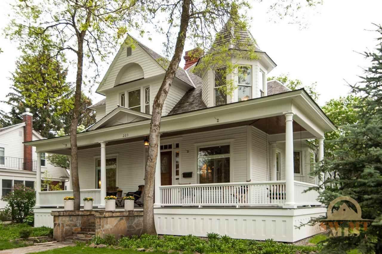 Historic Homes For Sale In Bozeman Montana Historichomes Bozeman