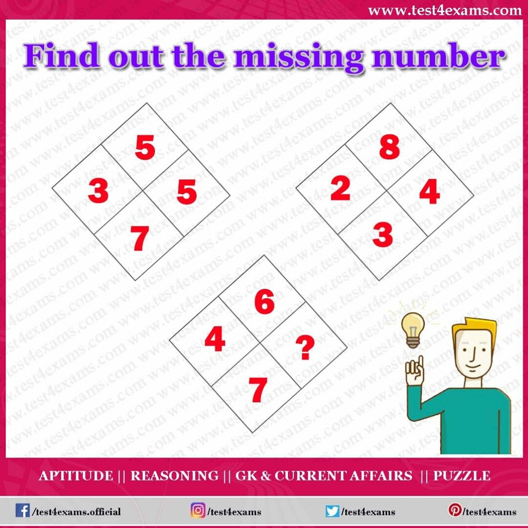 Find Out The Missing Number