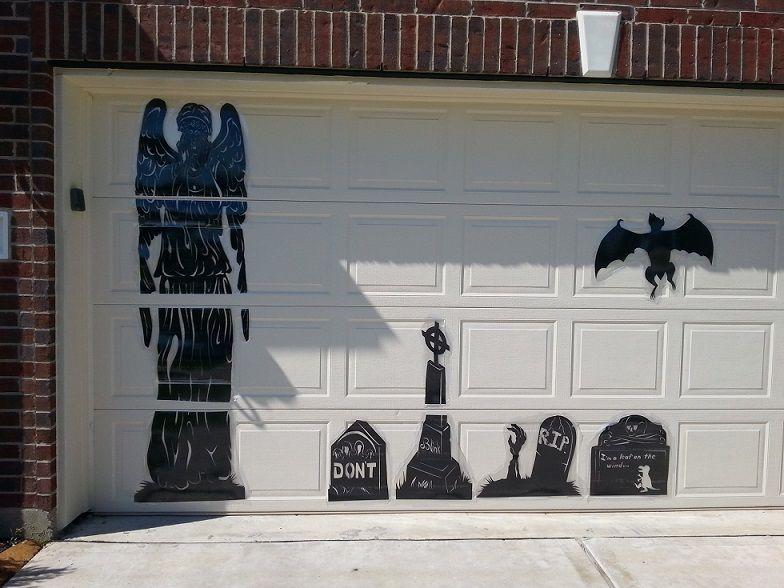 My Favorite Halloween Decorations Ever Halloween Door
