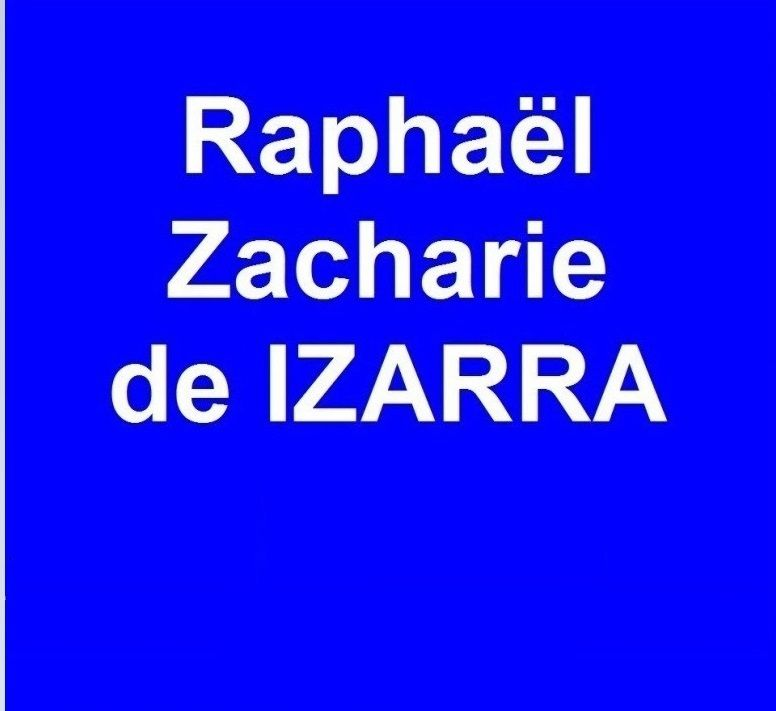 De izarra Raphael zacharie