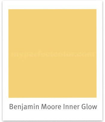 Benjamin Moore Inner Glow Possible New Color For The Living