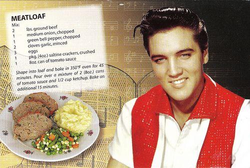 Elvis Meatloaf