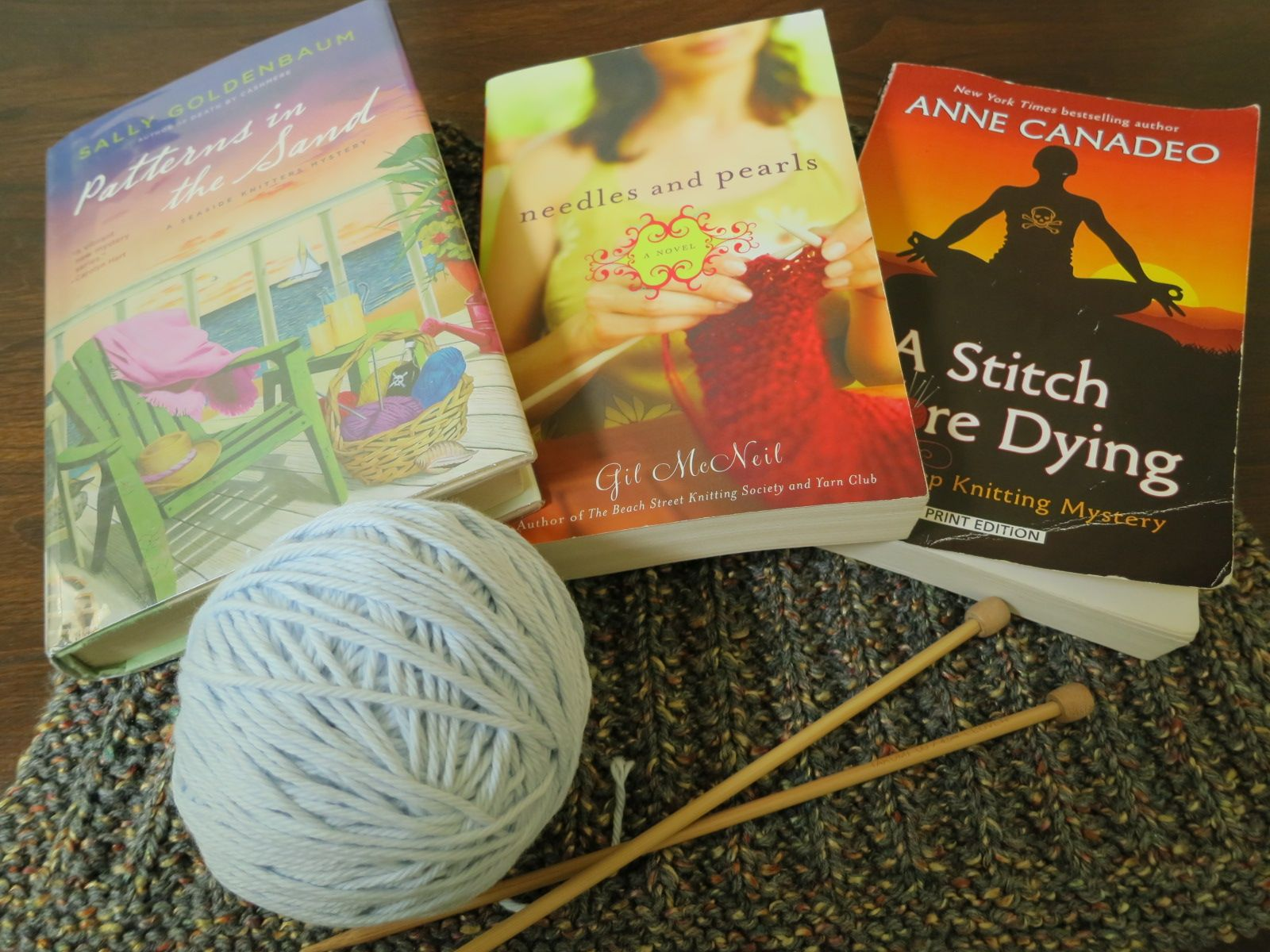 An Introduction To Knitting Themed Novels Knit Lit Fiction Books