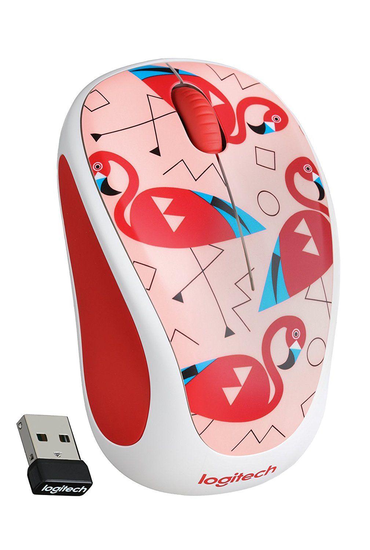 6c70750985a Amazon.com: Logitech Wireless Mouse M317 – Flamingo: Computers & Accessories