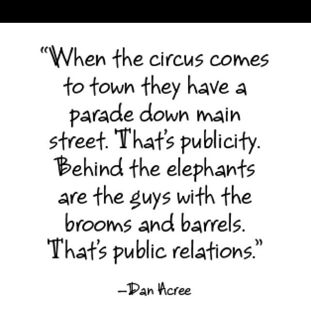 The Definition Of Public Relations Simplified In All Fairness