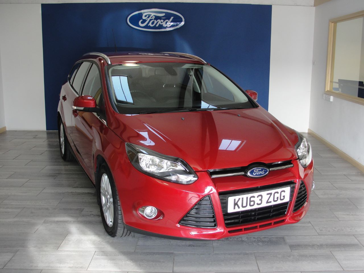 Second Hand Ford Focus 2 0 Tdci Titanium 5dr For Sale In Newton