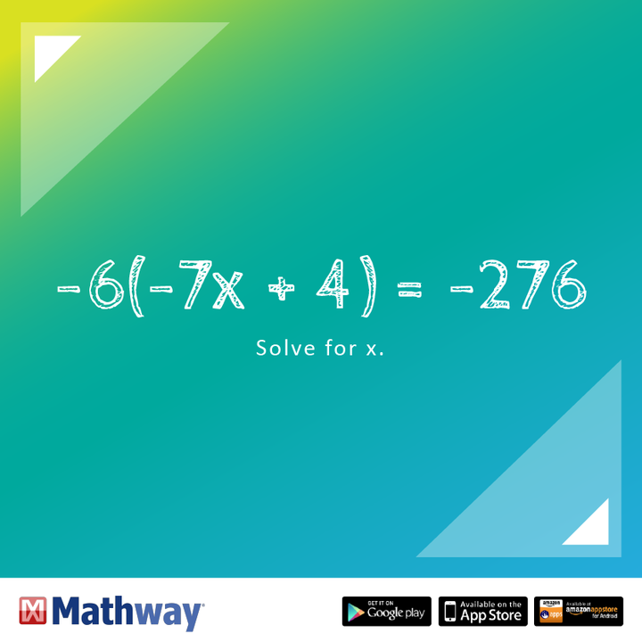 It\'s not as easy as it looks! Let us know your answer below ...