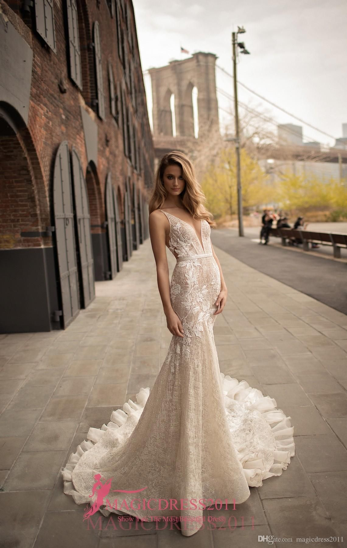 Berta wedding dress collection nigerian lace styles mermaid