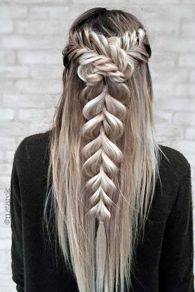 Romantic Hairstyles For Long Hair Picture3 Hair Styles Long Hair Styles Hairstyle