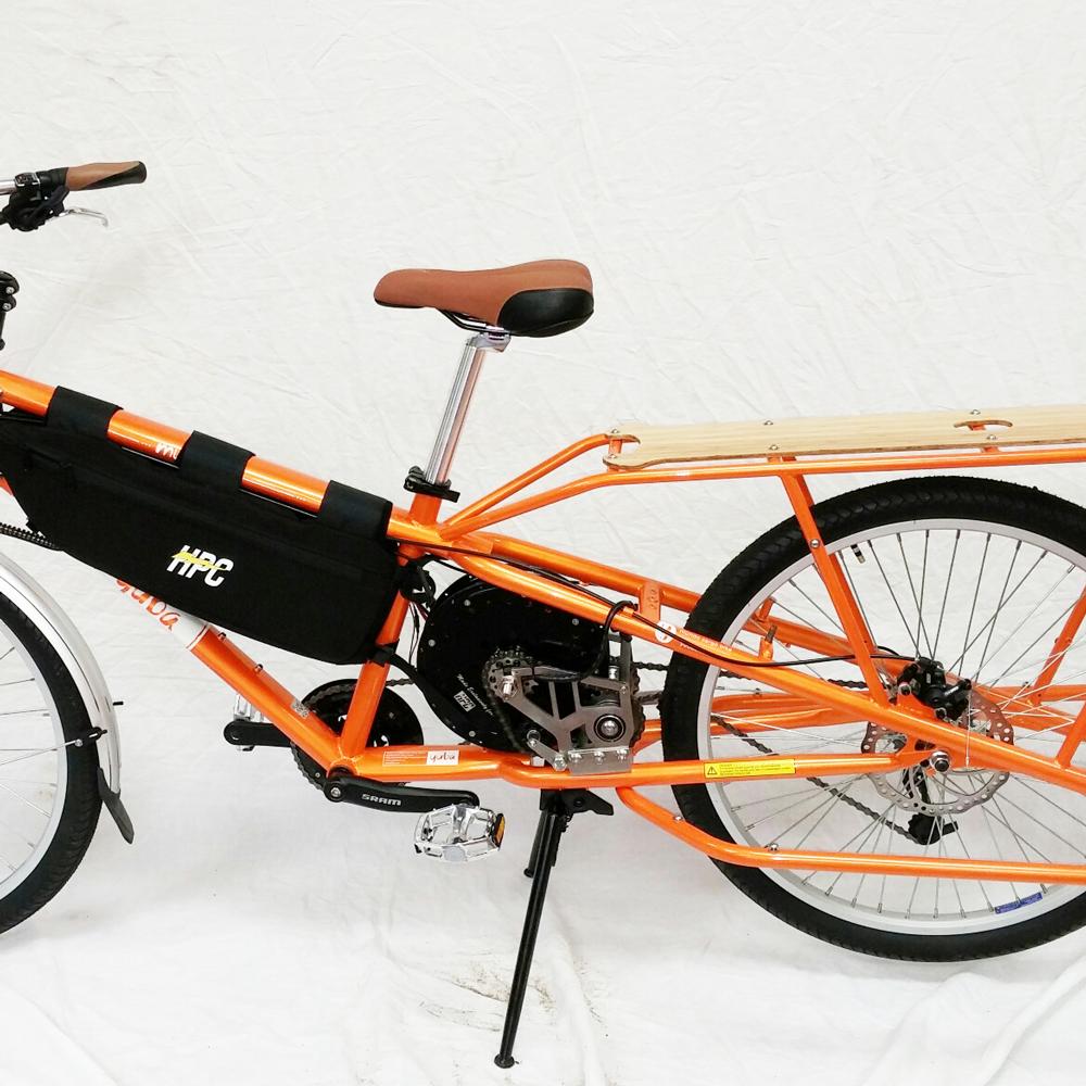New Mid Drive System For Yuba Cargo Bike King Cargo Bike