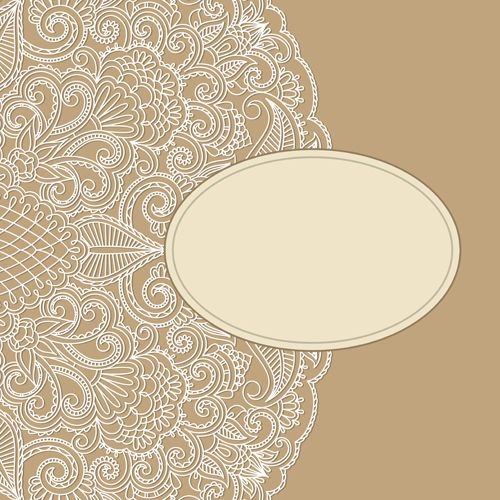 Vintage Lace Background