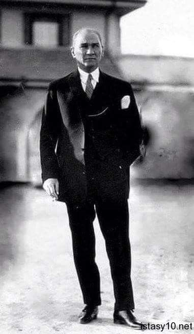 Mustafa Kemal Ataturk Fotograf Centilmen Stili Nadide Fotograflar
