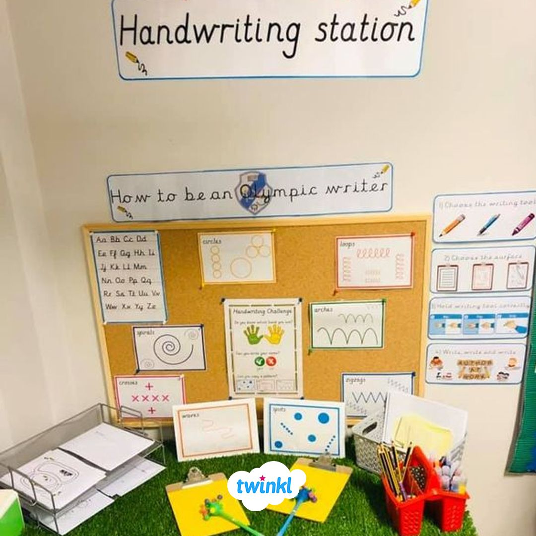 Inspire Your Reception Class To Write Independently With