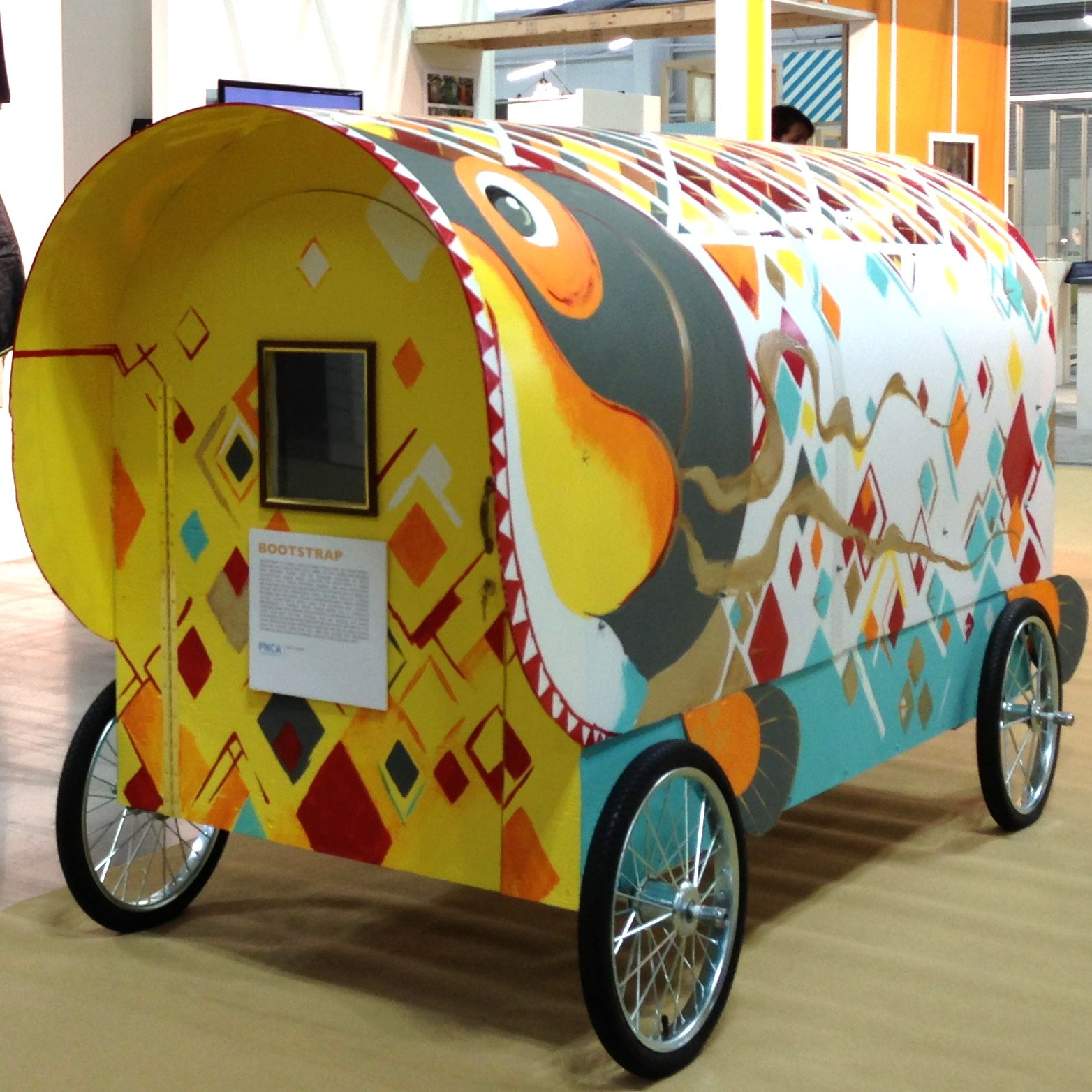 Bike Camper Trailer Another Great Teardrop Bike Trailer The Window They Added Is A