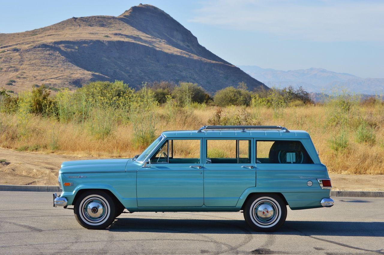 1969 Jeep Wagoneer | Wagoneers & Cherokees | Pinterest | Jeep ...