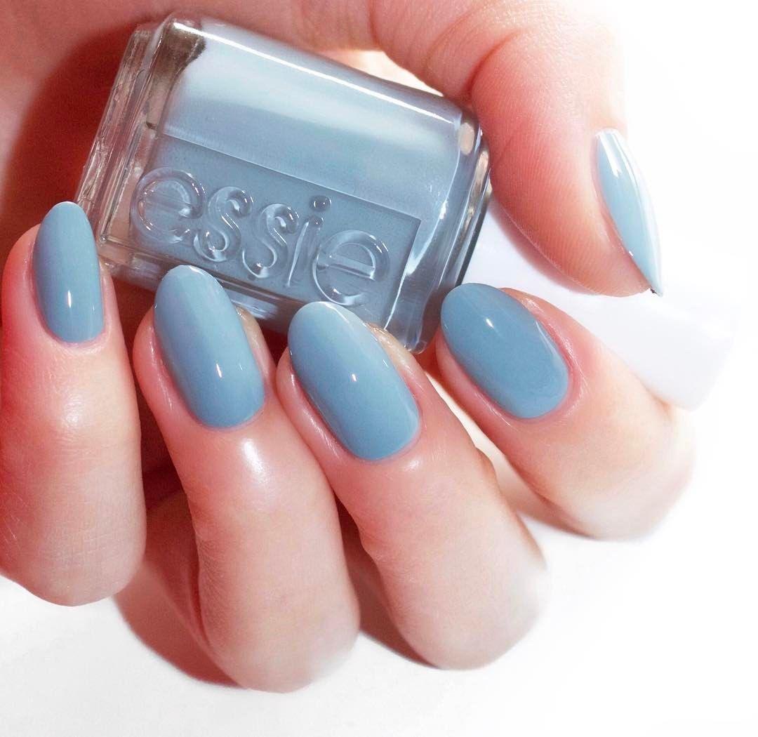 Magnífico Essie Azul Brillante Esmalte De Uñas Componente - Ideas de ...