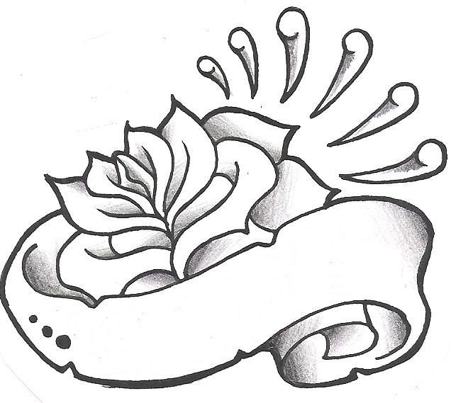 Google image result for httptattoosfx rose tattoo designbanner tattoo designblack and gray tattoo design ccuart Image collections