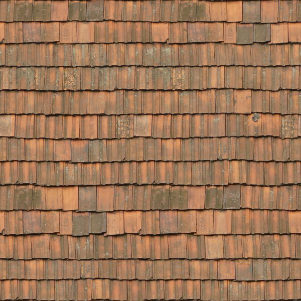 Red Brick Roof Colors