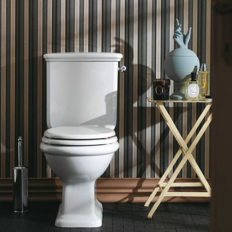 simas lante la 07 stand wc inklusive wc sitz f r sp lkasten la 09 oder la 09b bodenanschlu. Black Bedroom Furniture Sets. Home Design Ideas