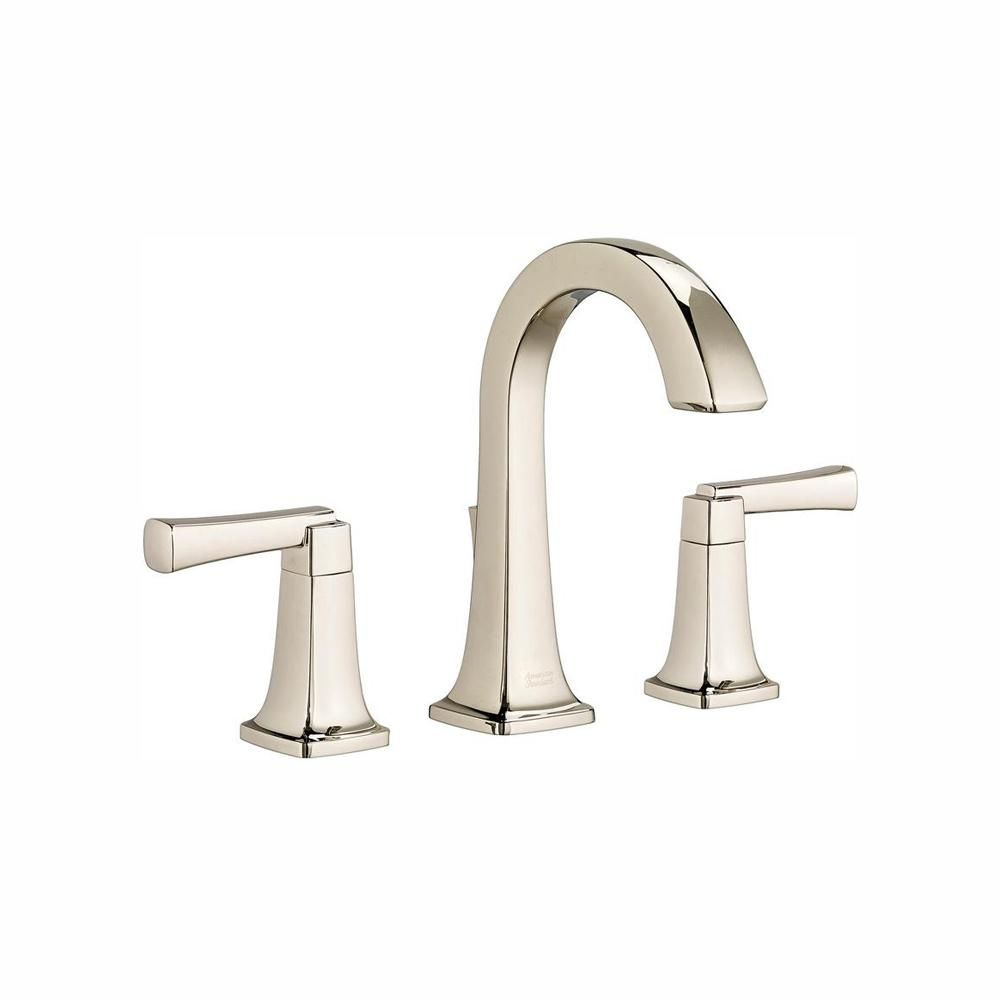 American Standard Townsend 8 In Widespread 2 Handle High Arc Bathroom Faucet With Speed Connect Drain In Legacy Bronze 7353801 278 Bathroom Faucets High Arc Bathroom Faucet Widespread Bathroom Faucet