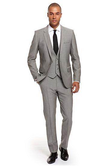 hugo boss wedding suits - photo #44