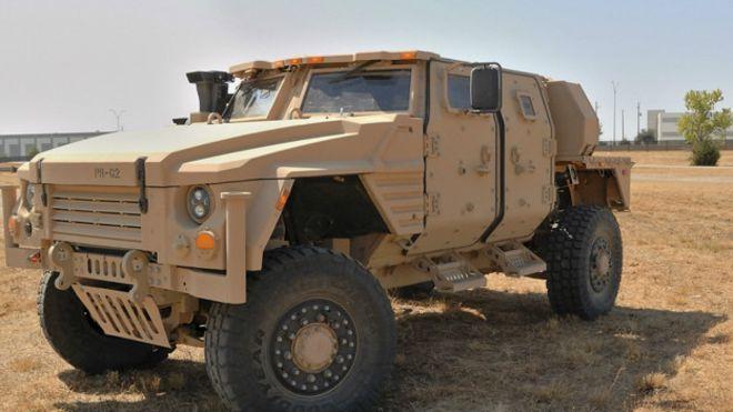 Llega El Jltv El Vehiculo Militar Que Reemplazara Al Poderoso