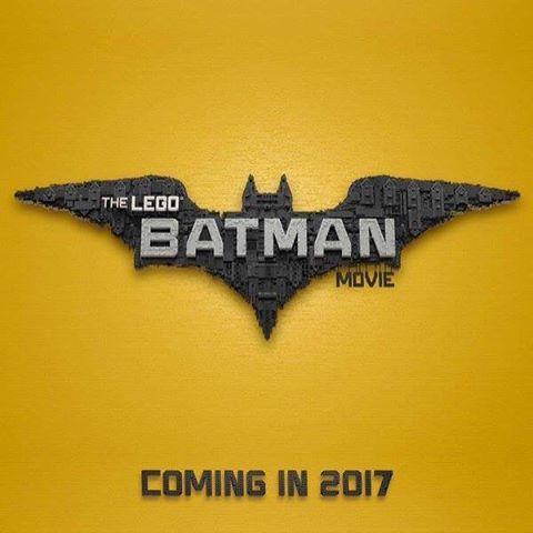 ¡Por fin! El flyer que muchos queríamos ver por fin llegó. LEGO BATMAN MOVIE tendrá su película en 2017