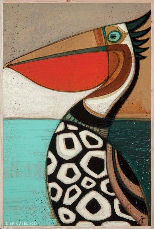 pelicano erik abel 2015 absolutely love his work must have