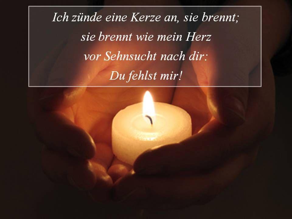 Kerzen Bilder Mit Sprüchen